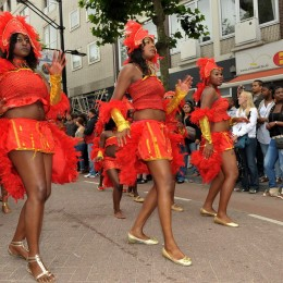 Zomercarnaval in Rotterdam